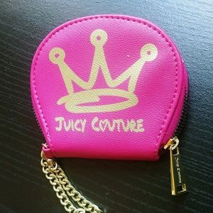 NWOT JUICY coin purse